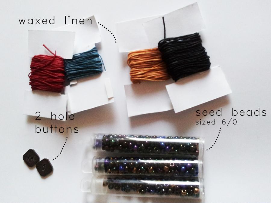 Pretty quirky pants diy braided seed bead bracelet tutorial solutioingenieria Choice Image