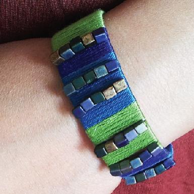Wrap Cuff Bracelet Feature
