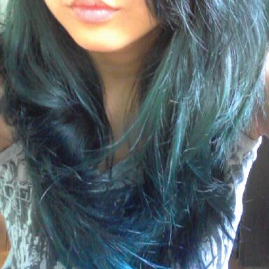Hair Colour Feature