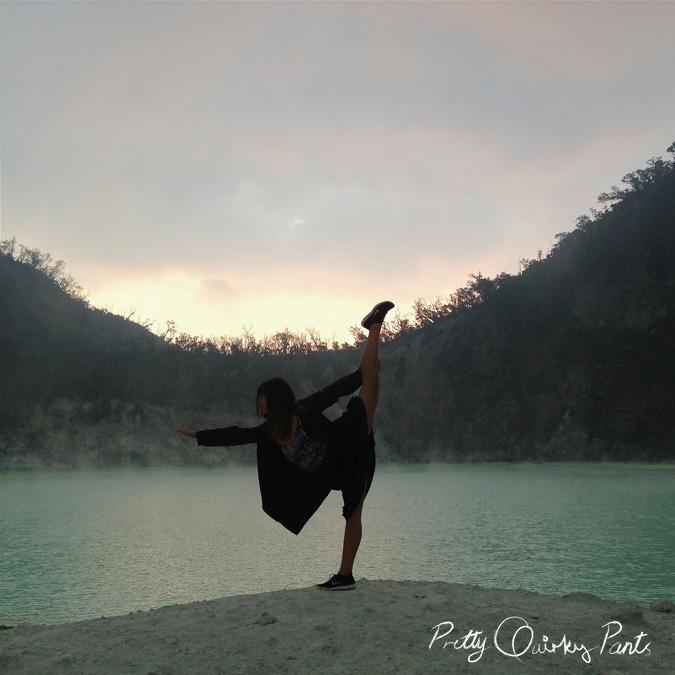 jakarta kawah putih yoga