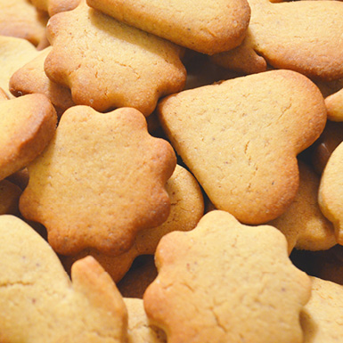 recipe and tutorial for ginger bread cookies without molasses