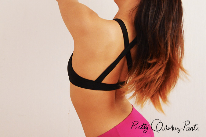 neoprene cross back bralet3