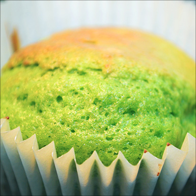recipe for pandan cupcakes