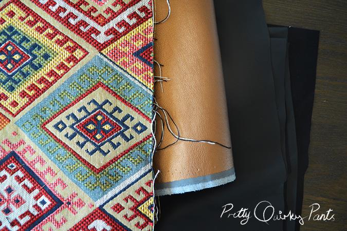 fabric pot materials