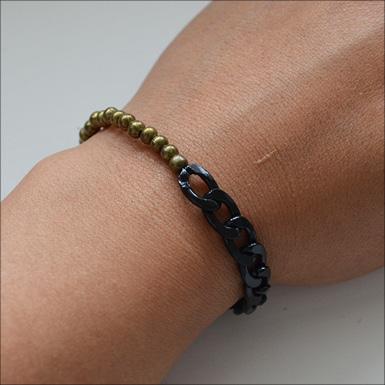 chain bead stretch bracelet final
