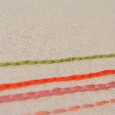 stem-stitch