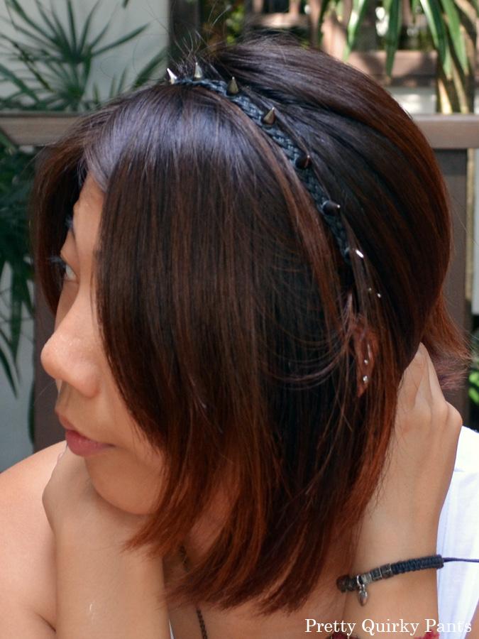 studded Headband 1
