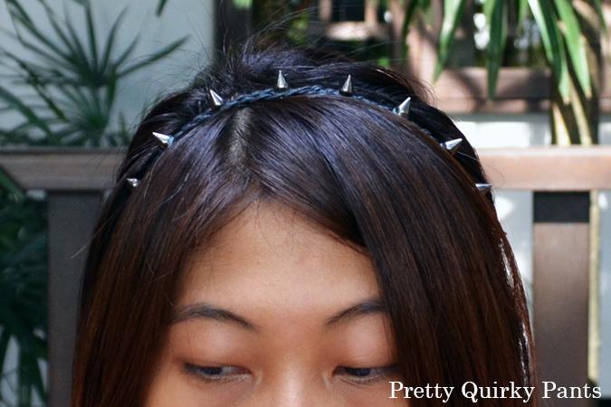 studded Headband 2