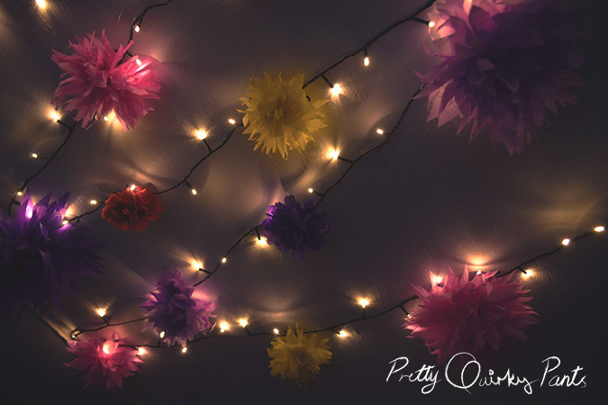 fairy light christmas tree2