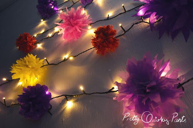 fairy light christmas tree3