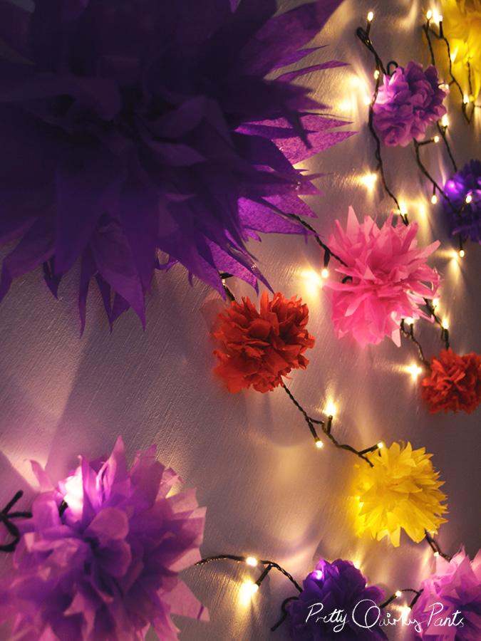fairy light christmas tree6