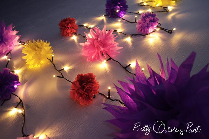 fairy light christmas tree7