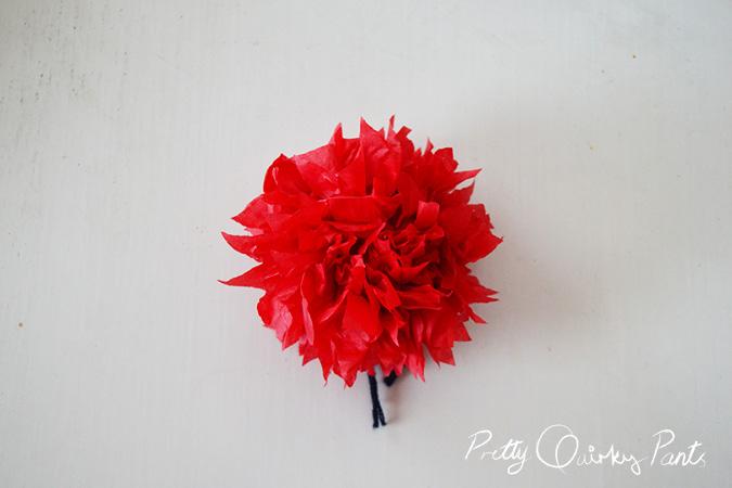 paper flower pompom4