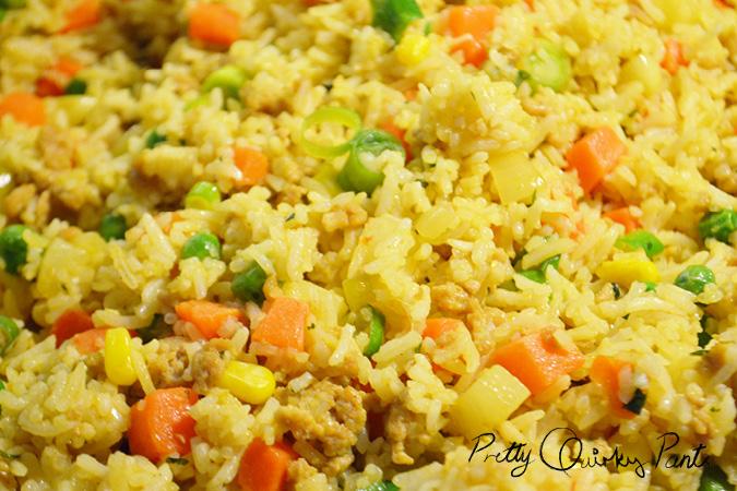 pineapple fried rice 3