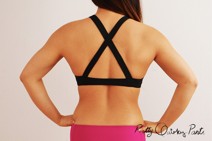 neoprene cross back bralet2