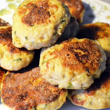 recipe for thai fish cake