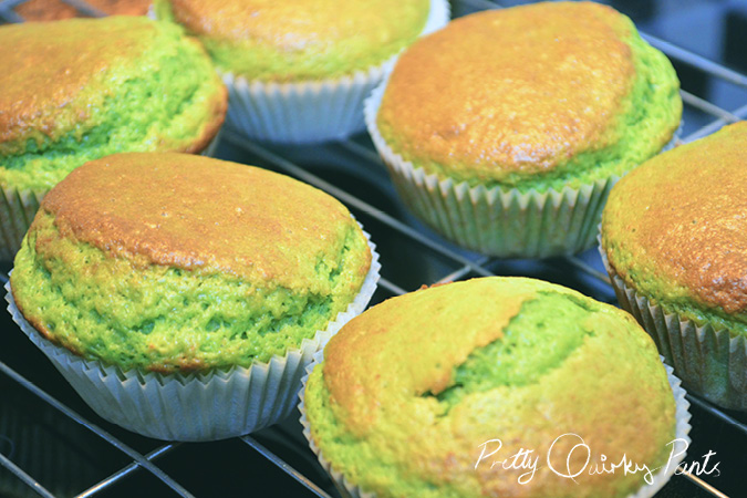 pandan cupcakes2