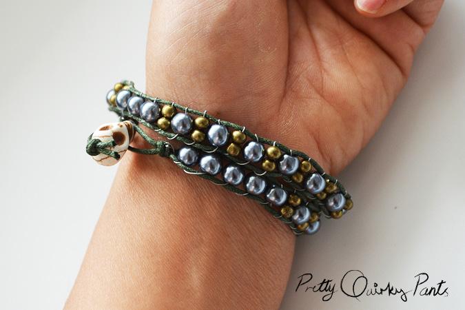 bead wrap bracelet2