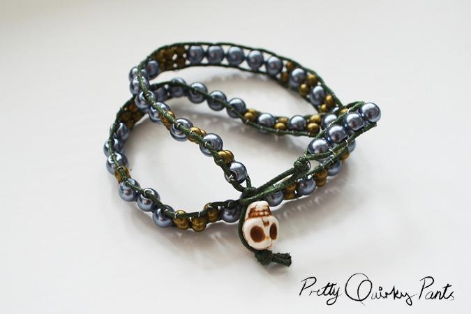bead wrap bracelet4