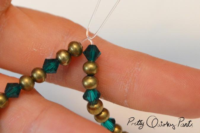 stretch bead bracelet3